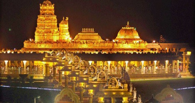 Sri Venkateswara Swamy Temple -The most visited holy place in the world