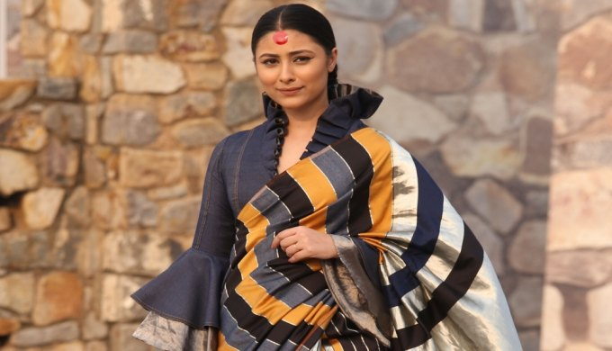 Fashion Show Organised By Fashion Design Council Of India