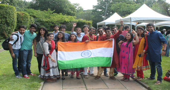 How Indian-origins celebrated India's 71st Independence day